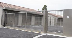 Martin g menuiserie aluminium serrurerie m tallerie portails - Treillis soude maille 50x50 ...