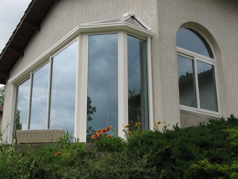 Martin g menuiserie aluminium serrurerie m tallerie for Bow window maison